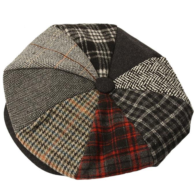 Mens Winter Retro 70s Oversized Big 8 Panel Newsboy Paperboy Cabbie Cap Hat  XL  Amazon.ca  Clothing   Accessories c60a63e87a2