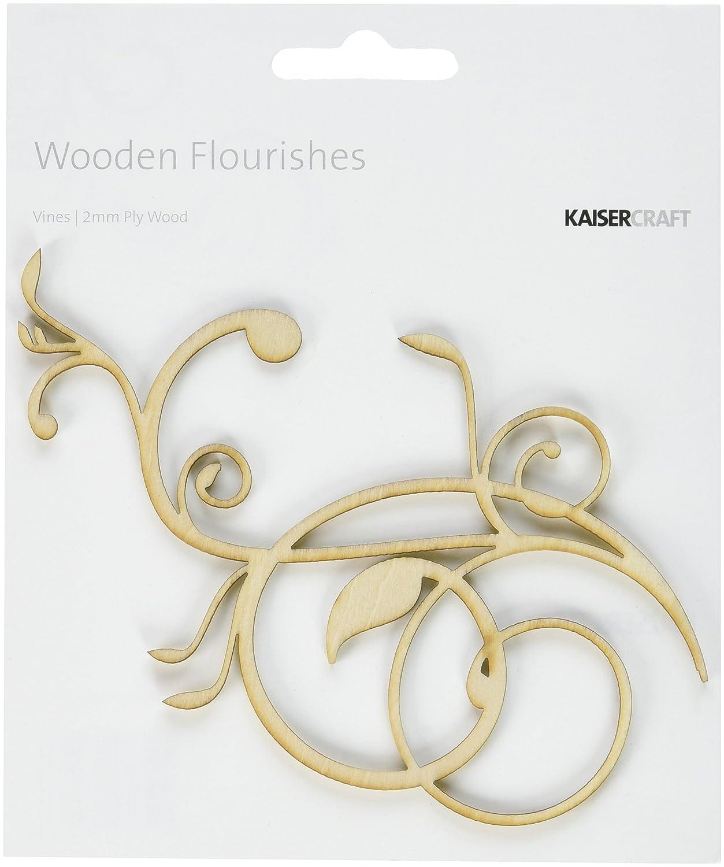 Kaisercraft Wood Flourishes, Vines FL406