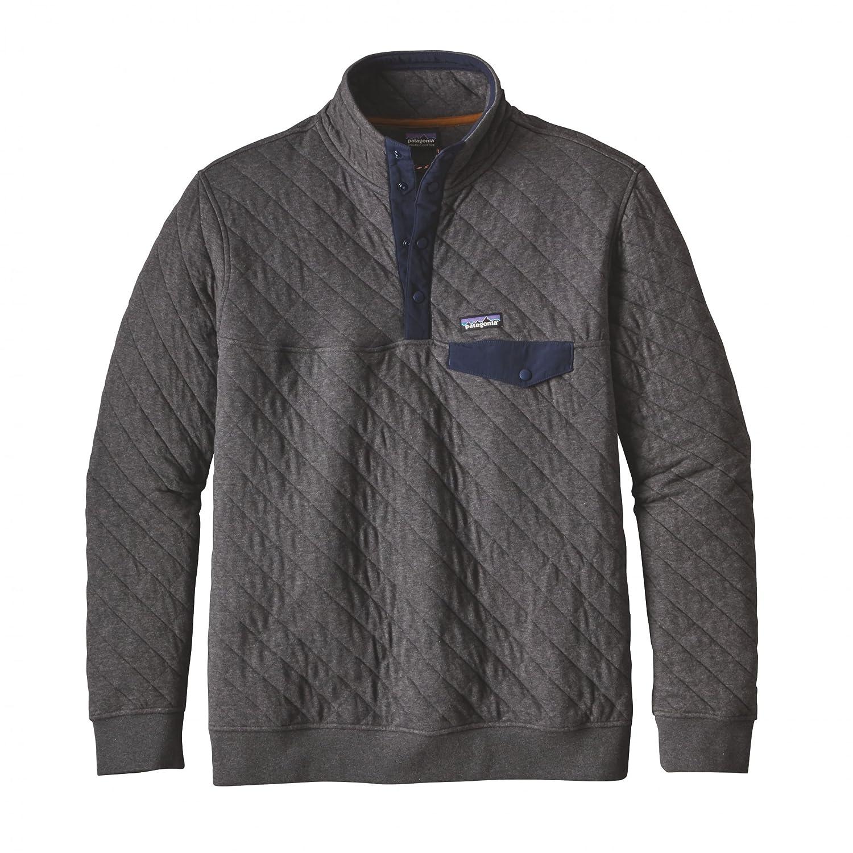 Herren Fleecejacke Patagonia Quilt Snap-T Fleece Pullover