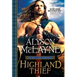 Highland Thief: This Strong Laird is no Match for the Stubborn Lass He's Long Had His Heart Set On (The Sons of Gregor MacLeo