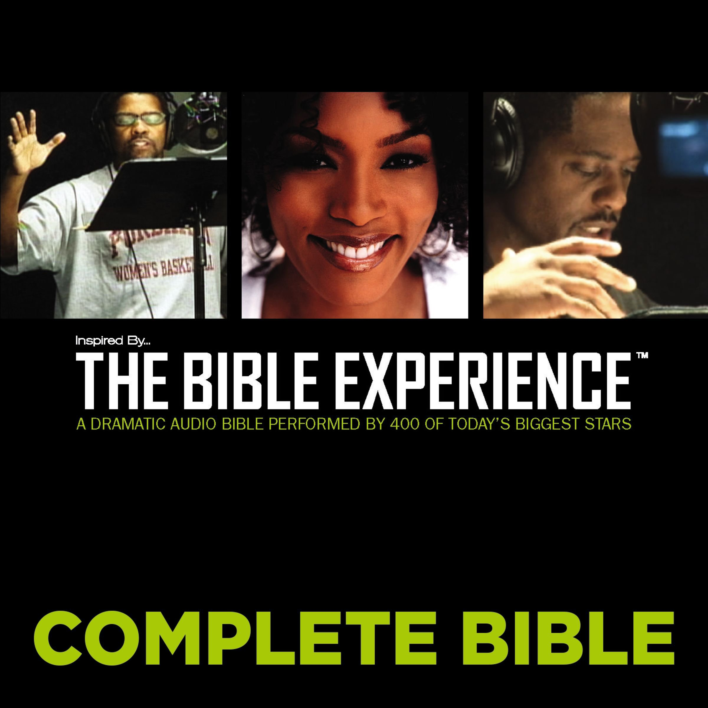 Inspired By … The Bible Experience Audio Bible - Today's New International Version, TNIV: Complete Bible