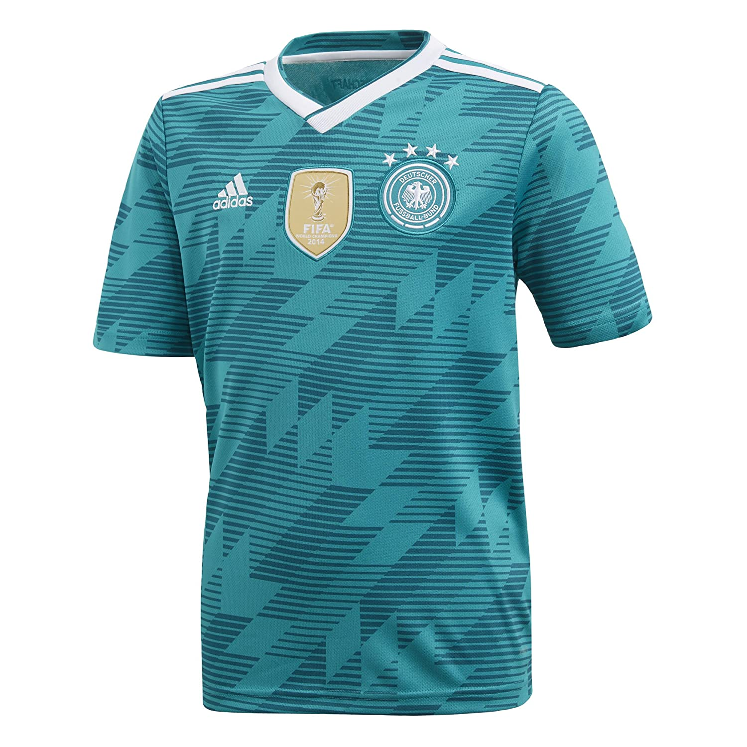 Amazon.com   adidas Germany Youth 2018-2019 Away Jersey   Sports   Outdoors df63e71d5