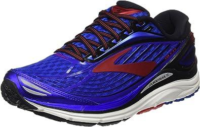 Brooks Transcend 4, Zapatos para Correr para Hombre, Azul (Electric Blue/black/high Risk Red), 40 EU: Amazon.es: Zapatos y complementos