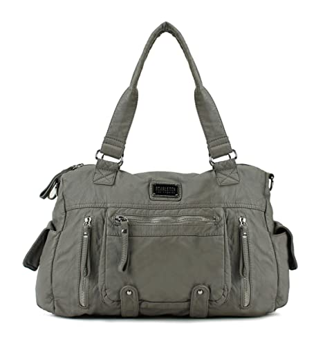 Scarleton Soft Multi Pocket Shoulder Bag H1630
