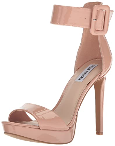 Footwear Womens Stecy Ankle Strap Pumps Steve Madden OVELL