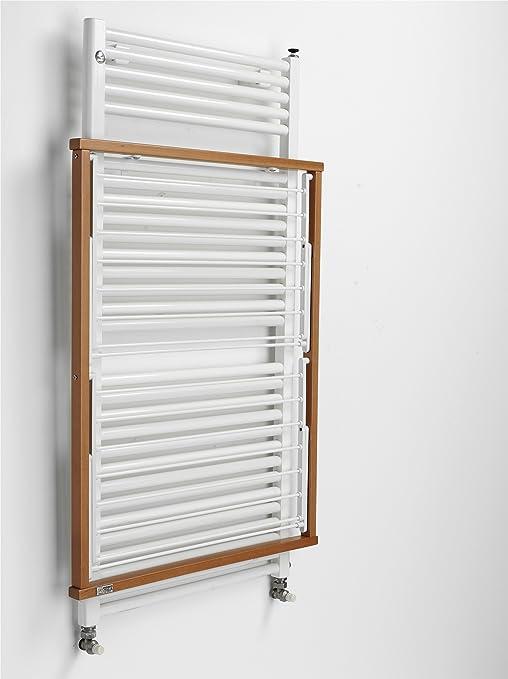 Arredamenti Italia - Tendedero para radiador KLAUS, madera ...