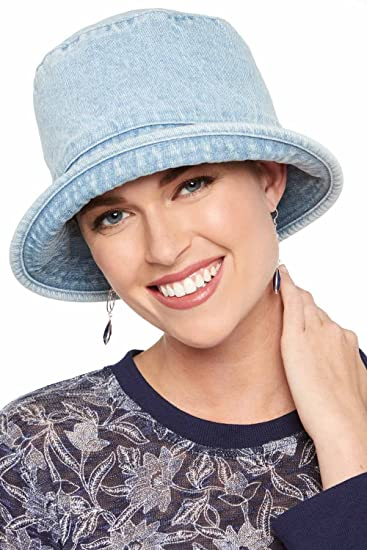Amazon.com  Headcovers Unlimited Denim Bucket Hat  6a5f0d817722