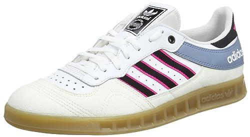 adidas Handball Top, Scarpe da Ginnastica Uomo, Bianco (Vinwht/Cblack/Shopin