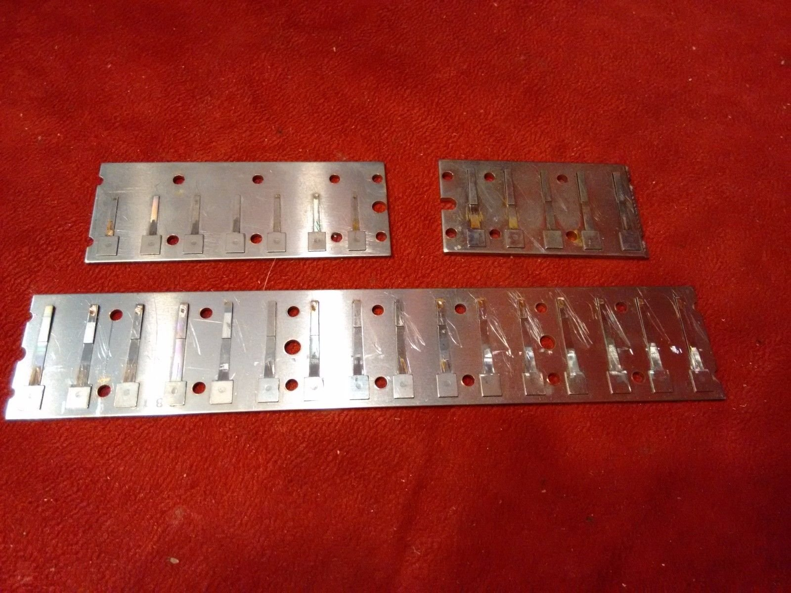 New Hammond Pro 44H Melodica Replacement Reed Plates MP-252