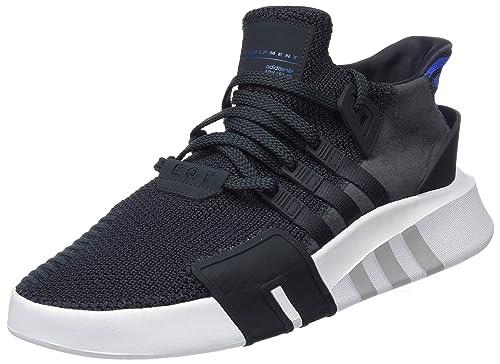 adidas EQT Bask ADV, Scarpe da Fitness Uomo, Grigio (Carbon/Carbon/