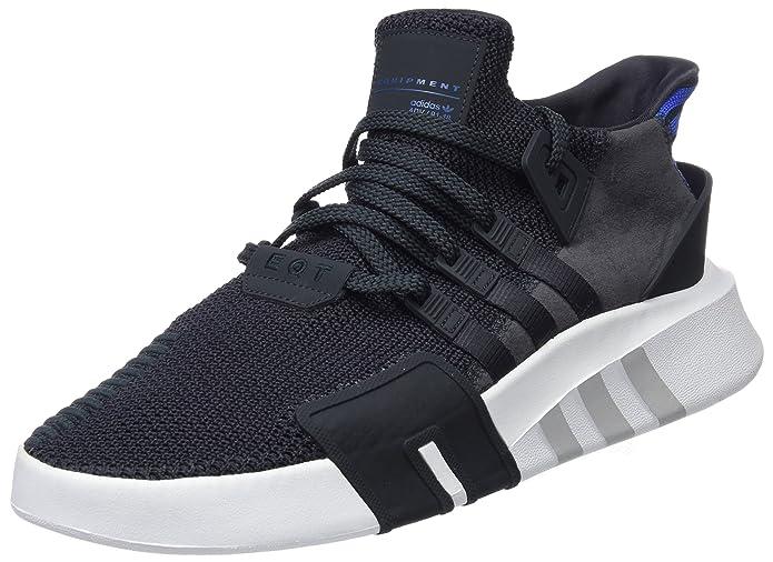 adidas Herren EQT Bask ADV Sneaker Grau Carbon