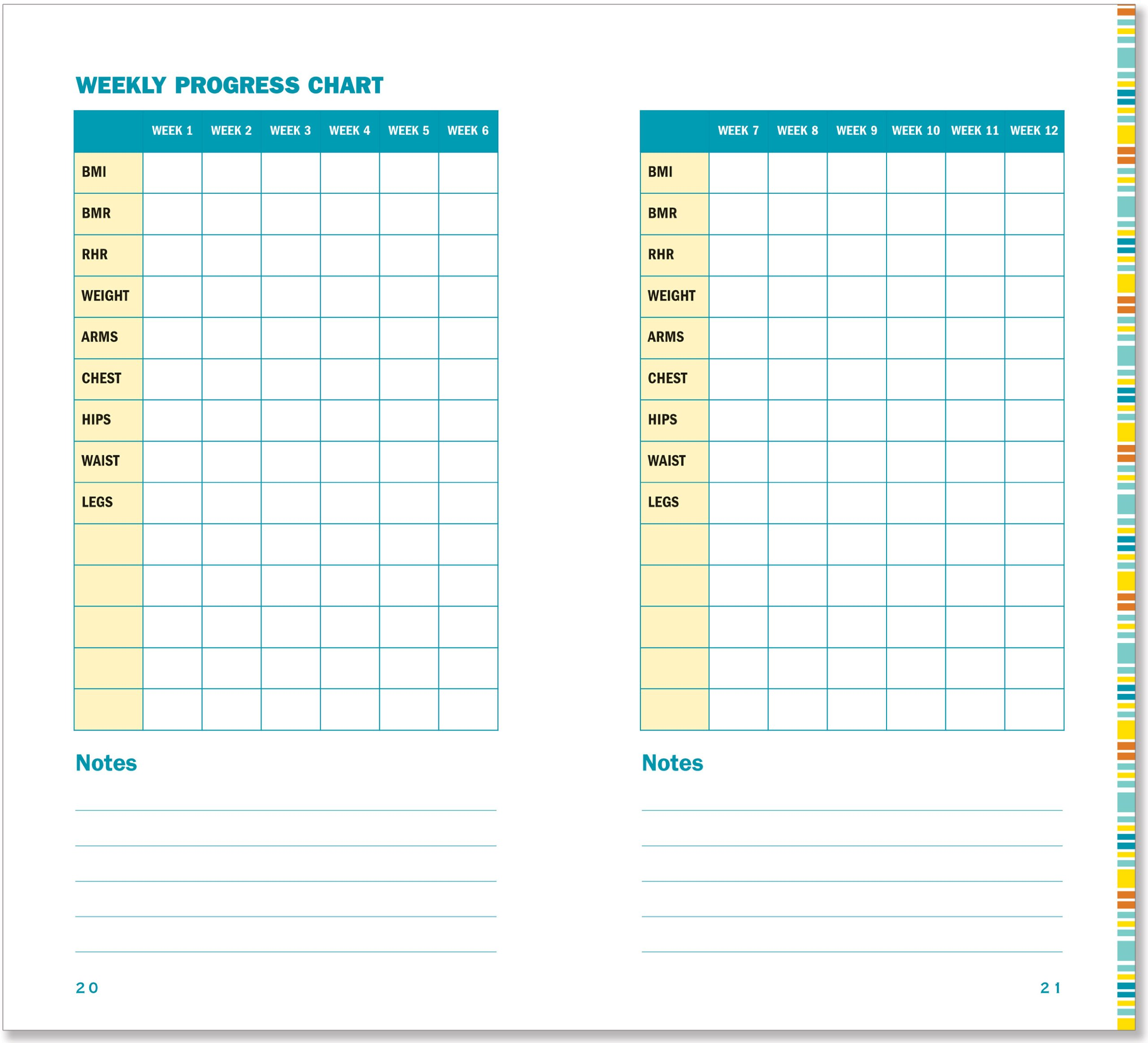 workout logbook