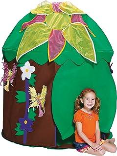 Bazoongi Woodland Fairy Hut Tent  sc 1 st  Amazon UK & Bazoongi Mushroom Play Tent: Amazon.co.uk: Toys u0026 Games