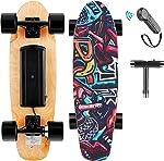 Skateboard électrique Hanico E-cruiser