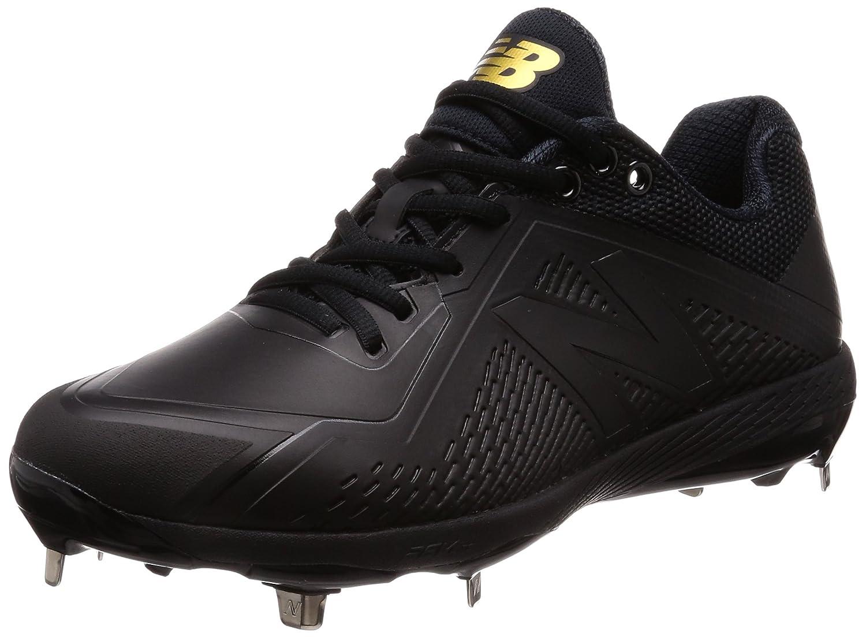 [ニューバランス] 野球スパイク L4040(現行モデル) B076PBP4W4 28.0 cm D|ブラック ブラック 28.0 cm D