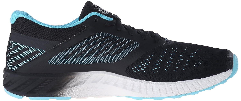 ASICS Women's fuzeX Lyte Running Shoe B00YB0MWNS 11.5 B(M) US|Onyx/White/Turquoise