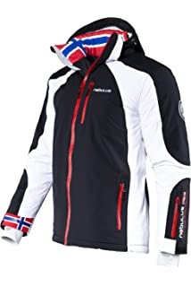 Nebulus - Chaqueta de esquí para hombre: Amazon.es: Ropa y ...