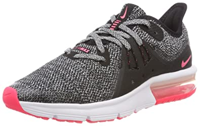 6698db74eb61e2 Nike AIR Max Sequent 3 (GS) Girls Fashion-Sneakers (3.5 M US