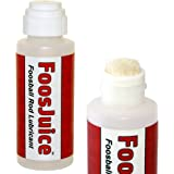 100% Silicone Foosball Rod Lubricant with Dauber Top Applicator - The Clean and Easy to Use Lube