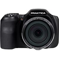 Praktica Luxmedia Z35 16 MP Bridge Camera - Black