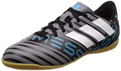 bb4d98b3d0e9b Chuteira Futsal Adidas Nemeziz Messi 17.4 IN Infantil 36: Amazon.com ...