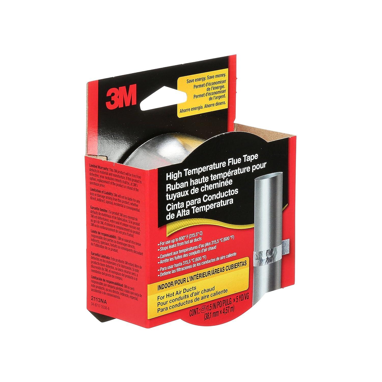 3M High Temperature Flue Tape 15-Foot Roll 4