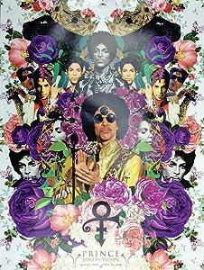 "777 Tri-Seven Entertainment Prince Poster Music Art Photo Print Commemorative, 18"" x 24"", Multi-Color"