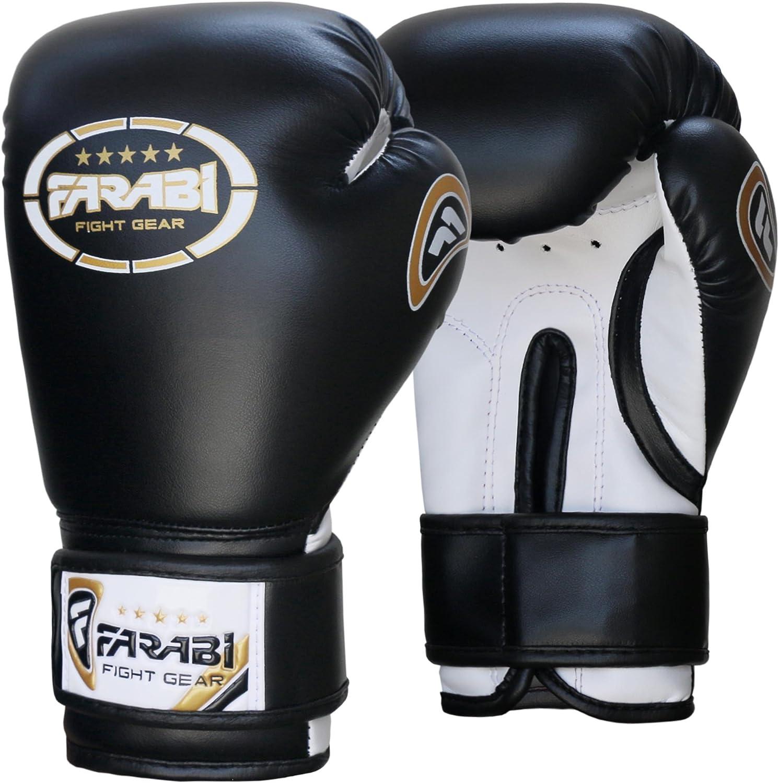 Bag sparring mma training kick boxing Punching Gloves R kids 6-oz Boxing gloves