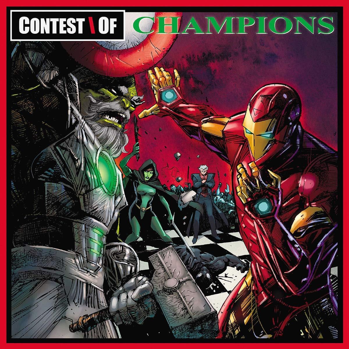 Liquid Swords: Contest Of Champions - Edicion Marvel [Vinilo] explicit_lyrics