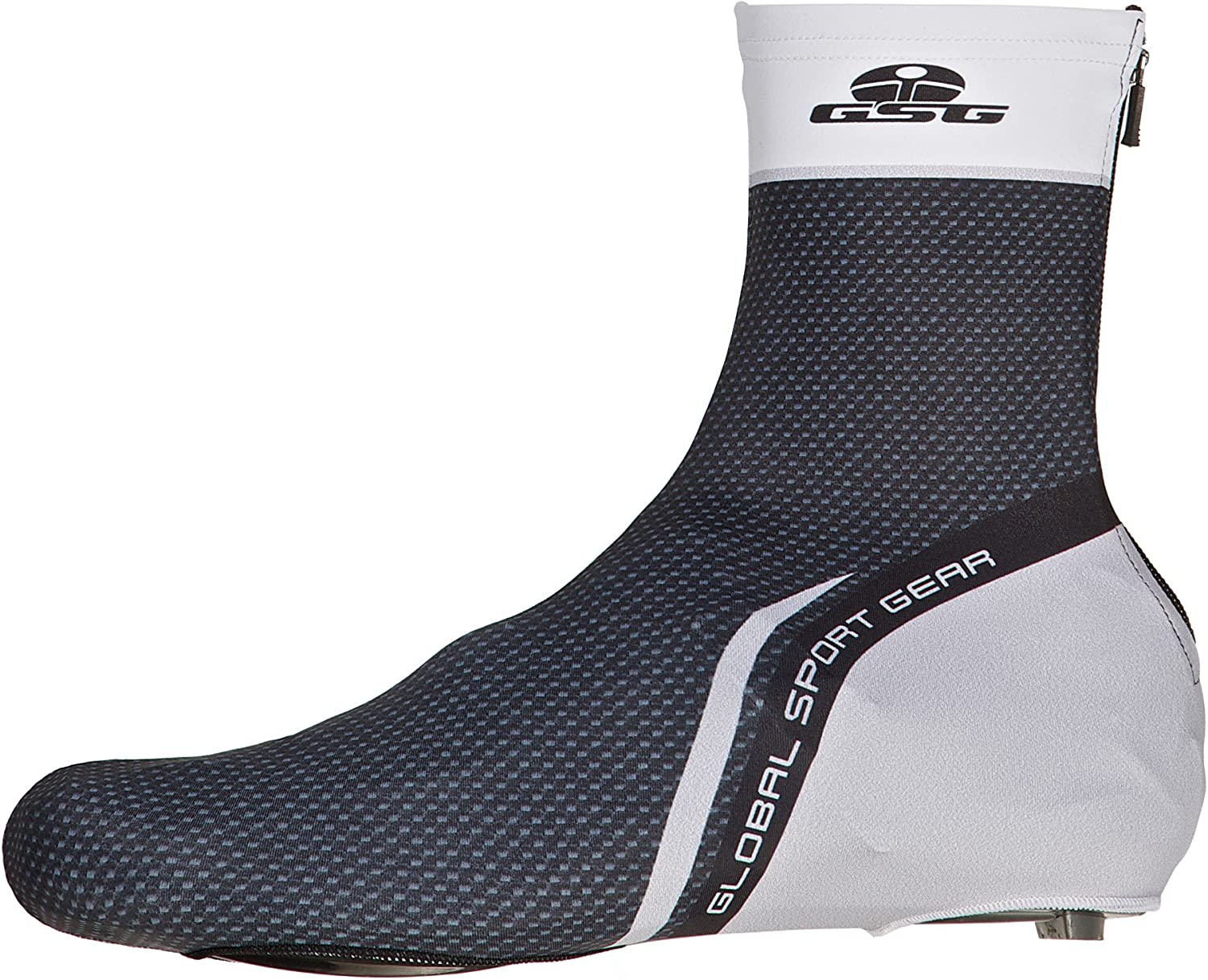 GSG Bassano - Men´s Shoe Covers - Lycra - Grey