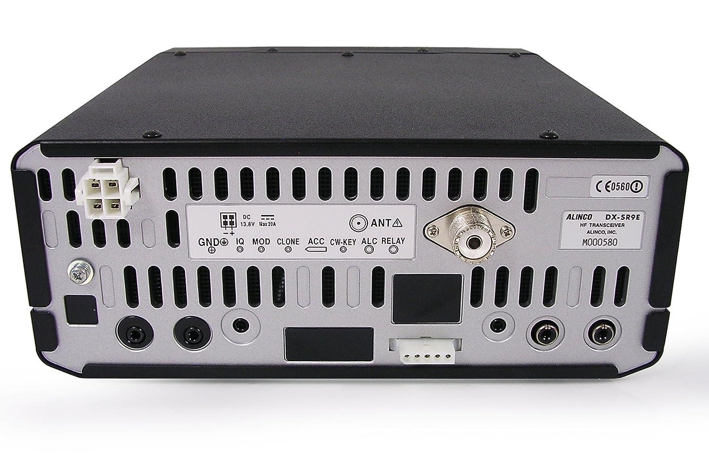 Alinco Dx Sr9 New Hf Sdr Hybrid All Mode 1 100watts Active Antenna Aa 7 Vhf Uhf 3 3000mhz Electronics