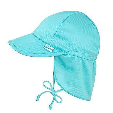 0c4415d8c1a2a i play. Unisex-Child Breatheasy Flap Sun Protection Hat