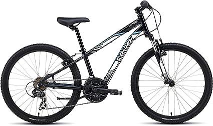 SPECIALIZED &apos hotrock 24kinder Bicicleta Negro/Blanco/Cian 2016: Amazon.es: Deportes y aire libre