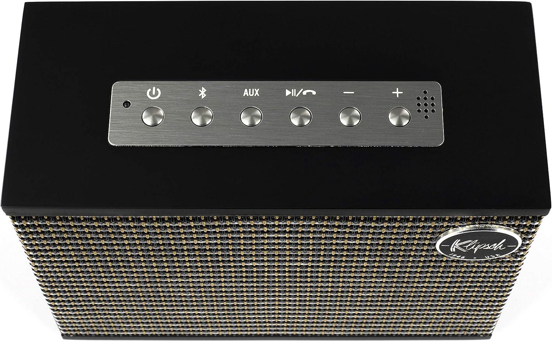 Klipsch Heritage Groove Enceinte Bluetooth Portable Noir - Test & Avis - Les Meilleures Enceintes Avis.fr