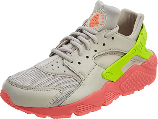 Con Inclinado Alboroto  Nike Air Huarache Run Ultra 819151-102 - Zapatillas deportivas para mujer,  color blanco y negro: Amazon.es: Ropa y accesorios