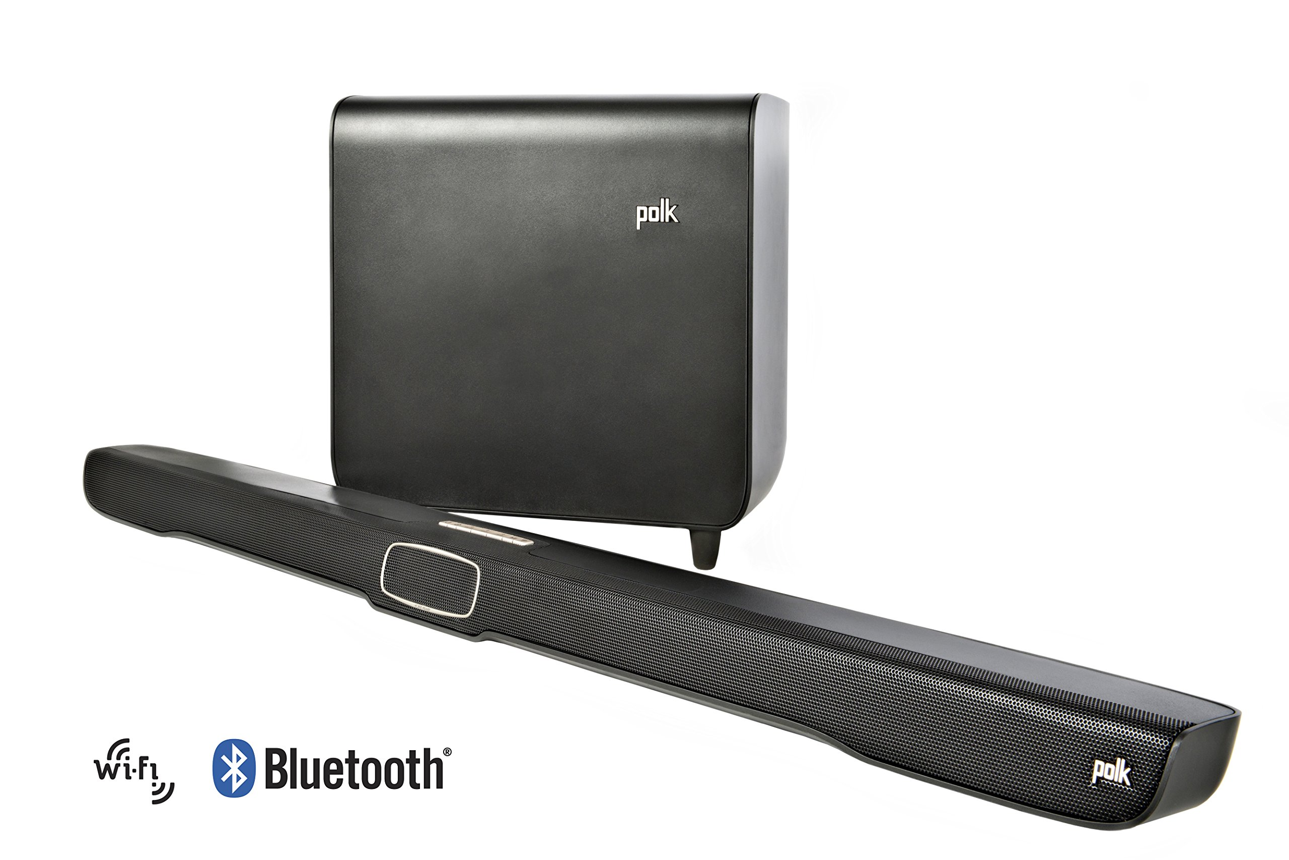Polk Audio Omni SB1 Plus Home Theater Sound Bar System by Polk Audio