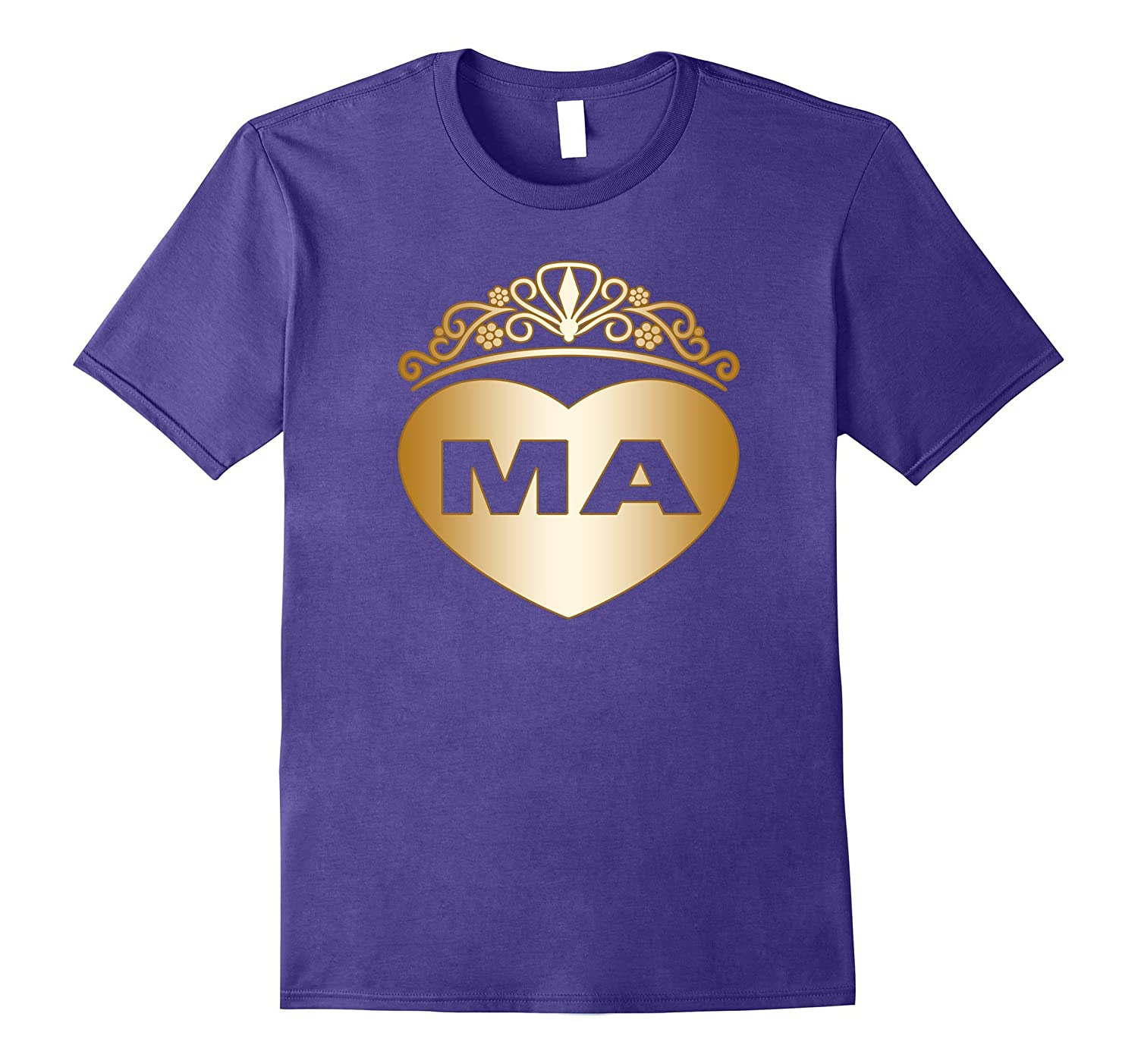 Best Tee-Shirt Gift for Ma from Son or Daughter-PL
