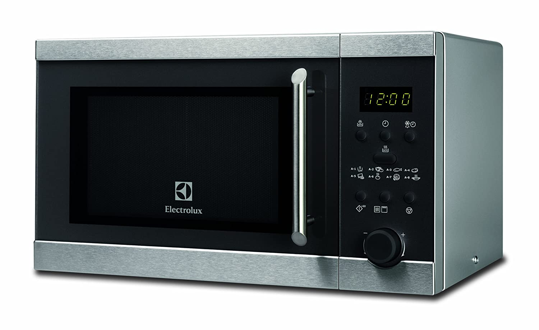 Electrolux EMS20300OX - Microondas, 20 L, 800 W: Amazon.es ...