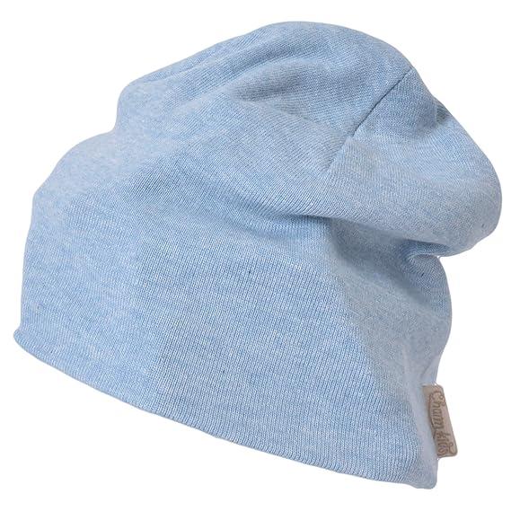 Casualbox Charm Baby-Garçons Fabriqué À Japon Bio Coton Chapeau Bébé Bonnet  Bleu a7d00dfe5b2