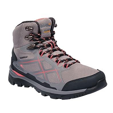 Regatta Mens Kota Mid II Waterproof Padded Lightweight Leather Boots