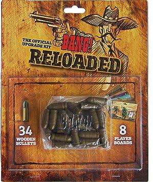 dV Giochi-Bang Reloaded-Componentes de Juego, Color (69113): Amazon.es: Juguetes y juegos