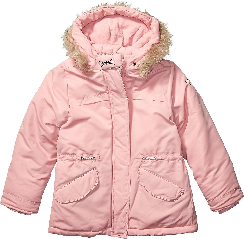 Osh Kosh Girls Toddler Pretty Cool Parka Jacket
