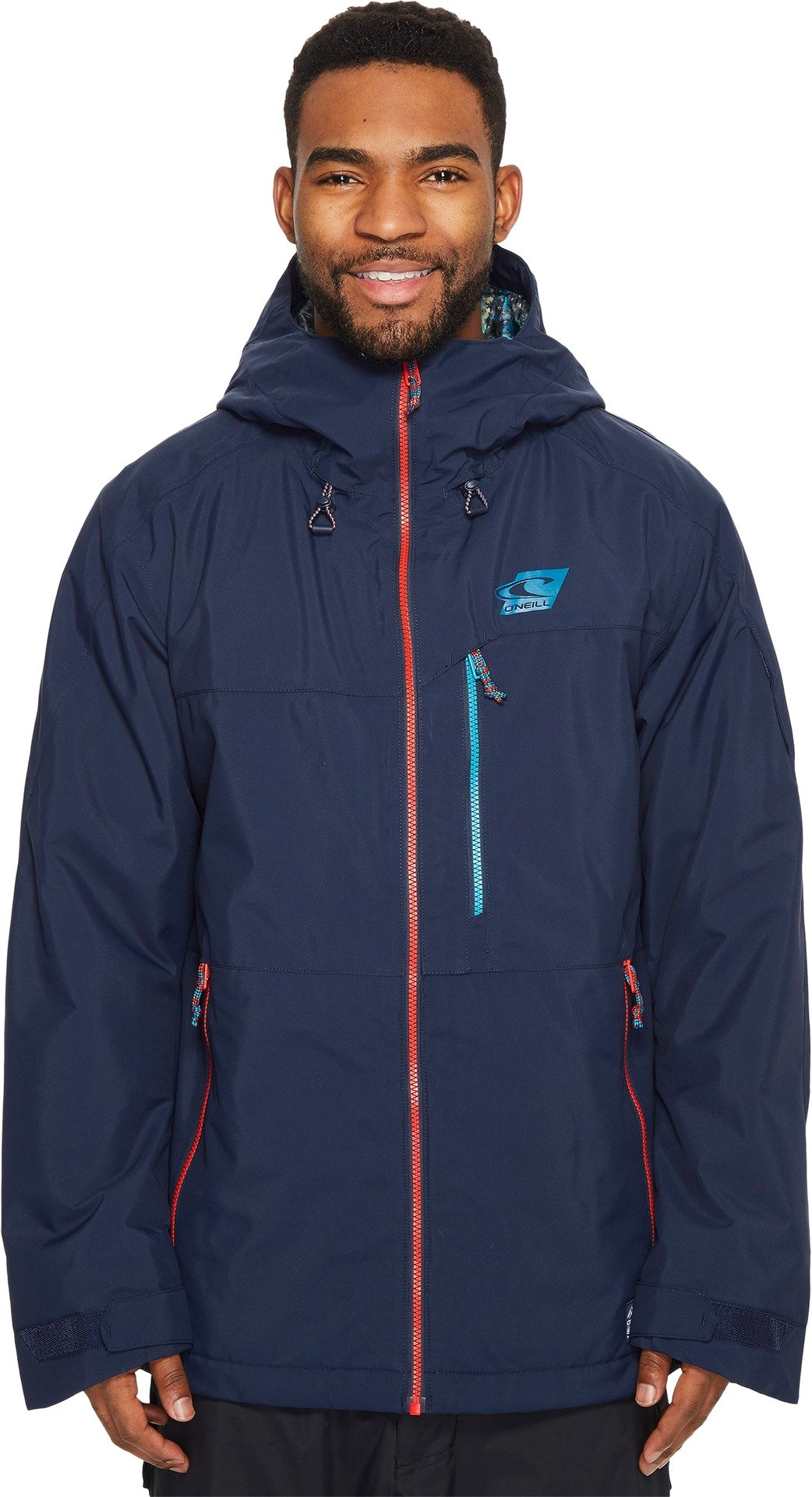 O'Neill Men's Exile Jacket, Ink Blue, Large by O'Neill