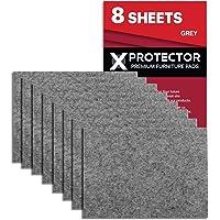 Meubilair Pads Vloerbeschermers X-PROTECTOR 8 PCS 20x16cm - Vilten Pads voor Stoelpoten - Premium Meubilair Vilten Pads…