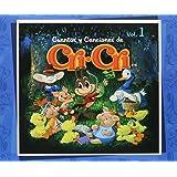 CUENTOS Y CANCIONES DE CRI-CRI VOL. 1 (3 CDS)