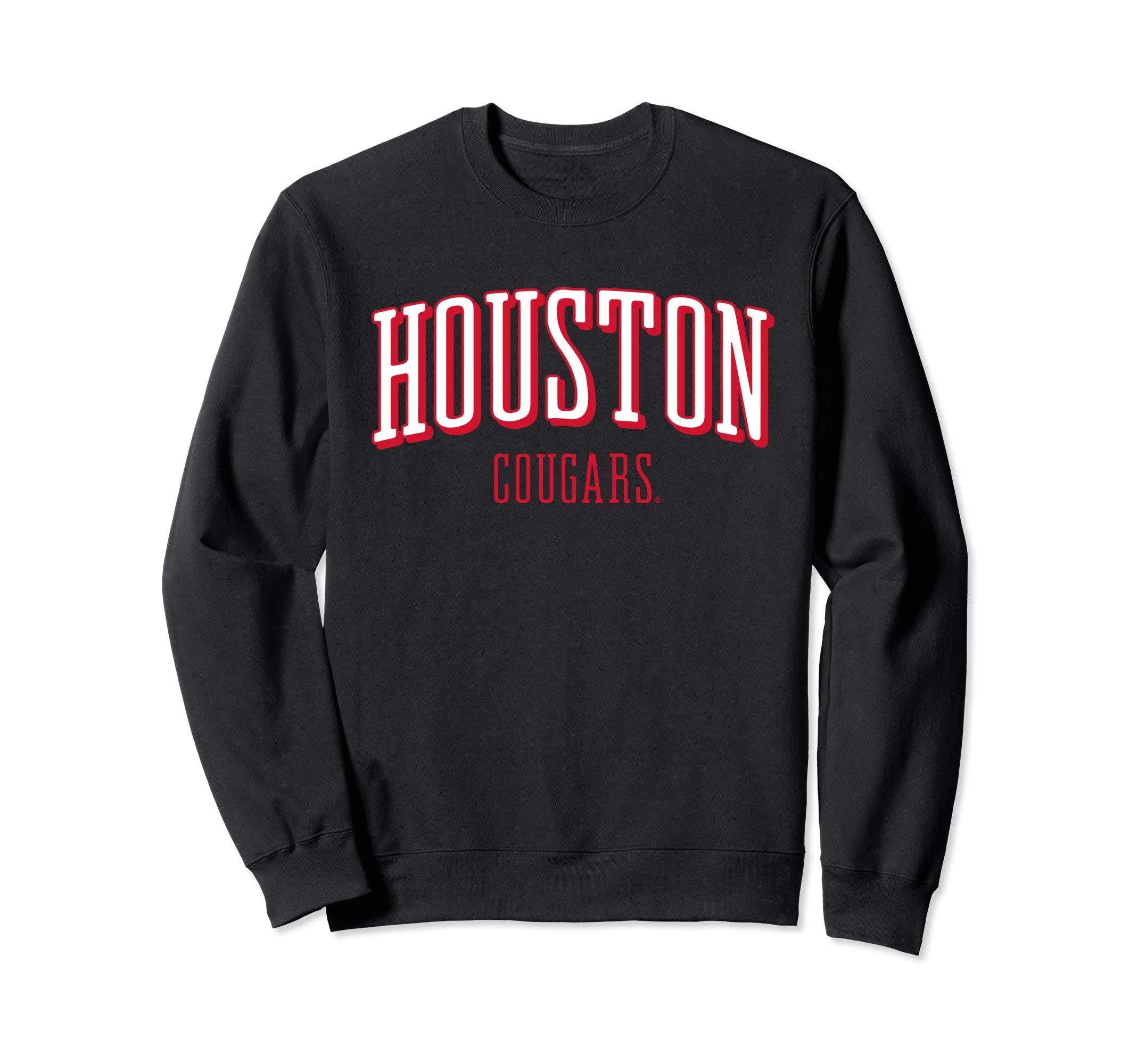 Men University College A/&M UH Youth Texas Represent Long Sleeve T-shirt LS