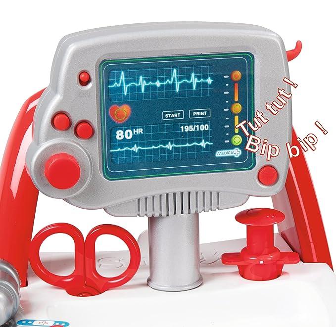 Smoby 340202 Medicina y Salud Estuche de Juego Juego de rol - Juegos de rol (Medicina y Salud, Estuche de Juego, 3 año(s), 6 año(s), Niño, Niño/niña): ...