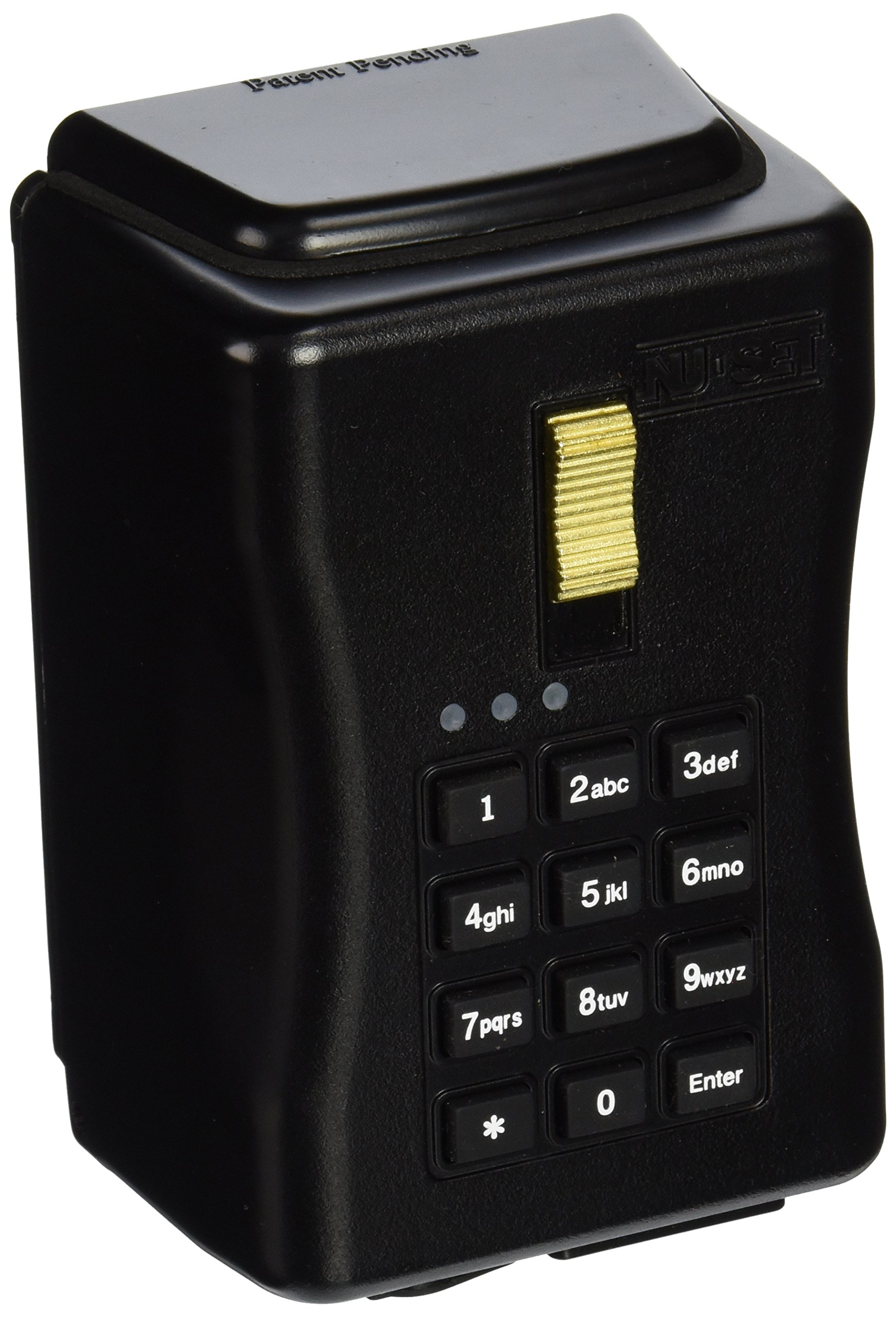 NU-SET 7060-3 Wall-Mount Electronic Key Storage Lock Box