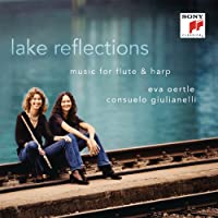 Lake Reflections - Music For Flute & Harp