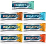 Clif Builder's - Protein bar - 7-Flavor Variety Pack - (2.4 oz Non-GMO bar, 14Count)